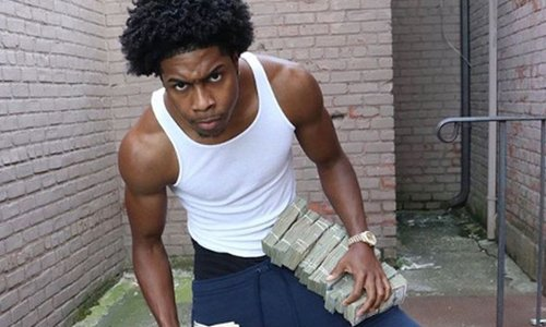 Jamel Brown — who performs as Broke Boy Lord was arrested in the plot to mail cocaine and fentanyl from California to New York.
